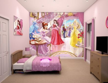 Photo wallpaper Fairy Princess Mural